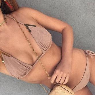swimwear beach riot beach riot bikini bikini nude bikini gold gold hardware tan bikini nude swimwear boho chic swimwear chic swimwear chic bikini taylor ashley boho chic bikini