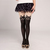 Sexy Cute Cat Tail Gipsy Mock Knee High Hosiery Pantyhose Tattoo Legging Tights | eBay