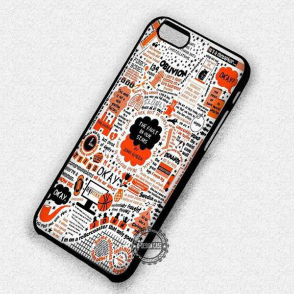 phone cover movies movie the fault in our stars collage iphone cover iphone case iphone 4 case iphone 4s iphone 5 case iphone 5s iphone 5c iphone 6 case iphone 6s iphone 6 plus iphone 7 case iphone 7 plus case