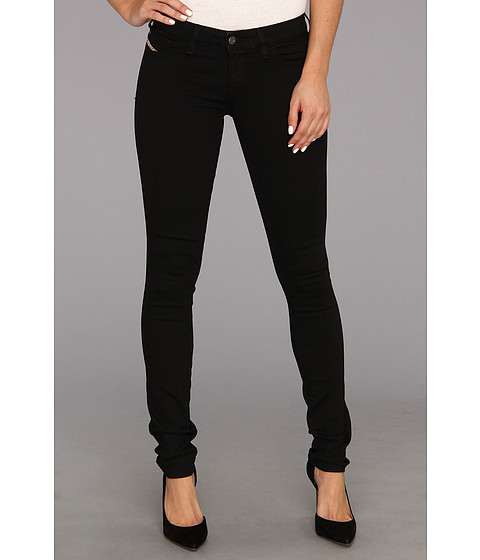 Diesel Skinzee-Low Skinny 813E Denim - Zappos.com Free Shipping BOTH Ways