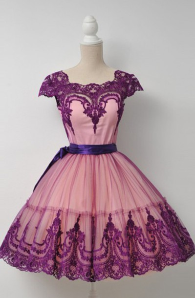 c349688f841 dress 2016 homecoming dress vintage homecoming dress homecoming dress  purple homecoming dress purple dress short prom