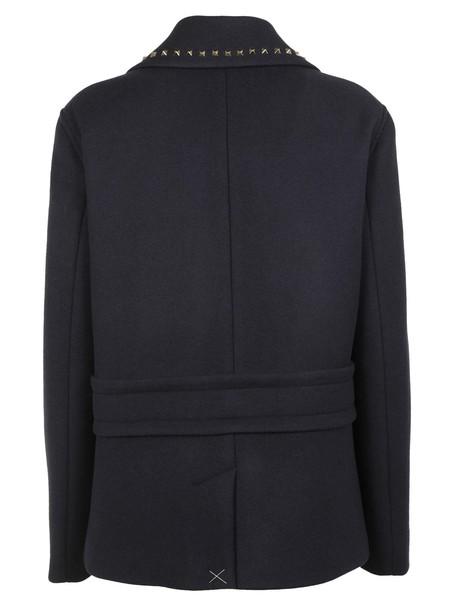 Valentino navy coat