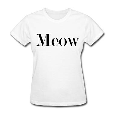 meow Women's T-Shirts
