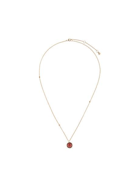 Astley Clarke women pendant gold yellow orange grey jewels