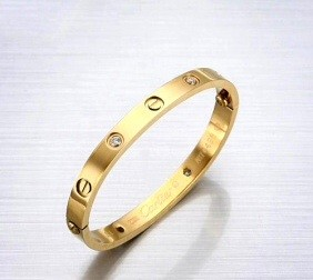 Love bangle by mir