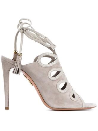 sun sandals grey shoes