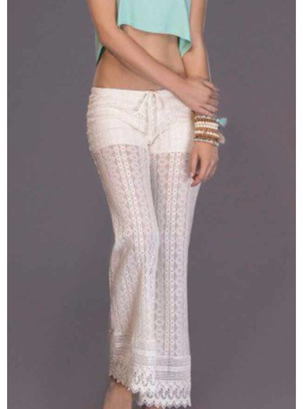 coachella boho cute pants