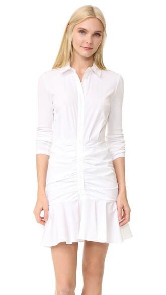 dress short dress short baby white
