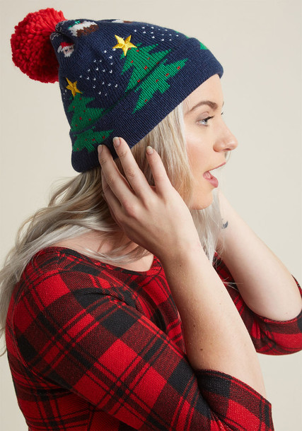 Modcloth hat knit