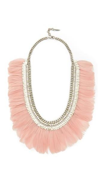 DEEPA GURNANI necklace silver jewels