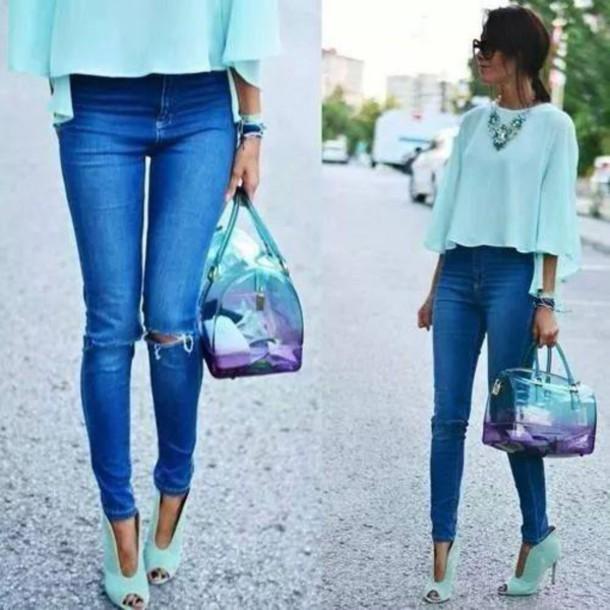 shoes mint