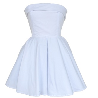 dress styleiconscloset white strapless dress white dress