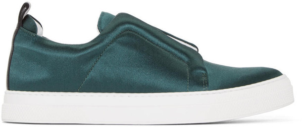 sneakers green shoes