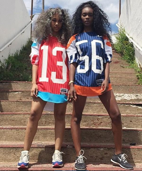 Modern Urban Black Girl: Top, Fashion, Streetwear, Jersey, Dope, Dope Shit, Style