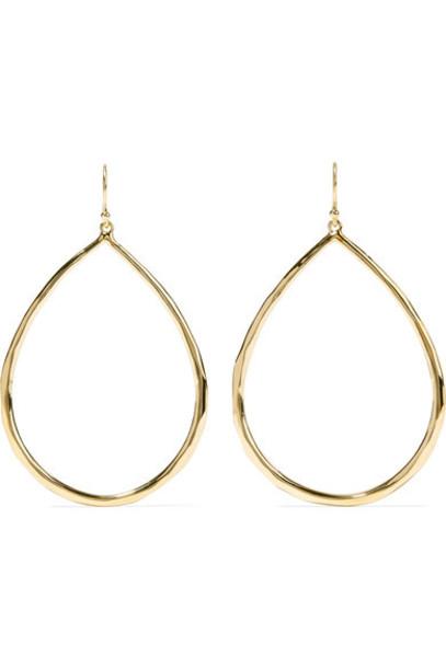 Ippolita earrings gold earrings gold jewels