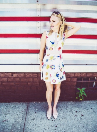 dress clothes girl flowers annasophia robb annasophia floral