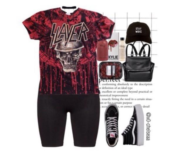 shirt dope rock slayer t shirt