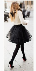 Online shop hot sale women clothing 2014 summer solid color tutu skirt new fashion sexy skirts free shipping