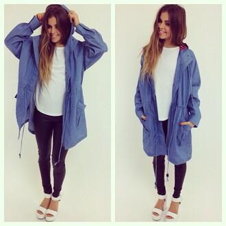 jacket jeans denim jacket denim platform shoes white blue shirt boho hipster jewels t-shirt shirt shoes