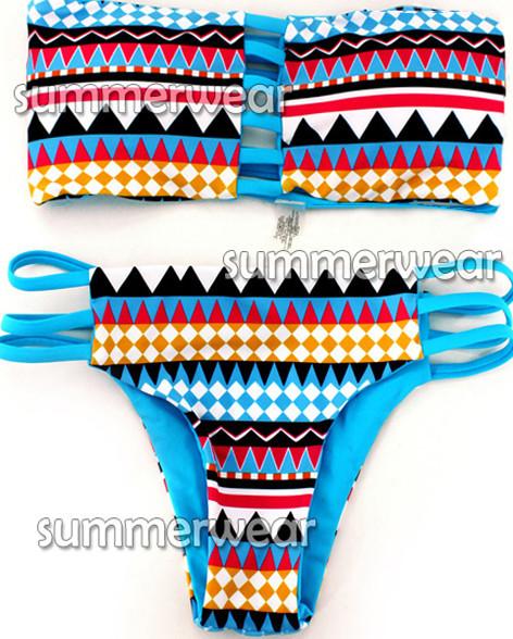 Khola reversible bikini