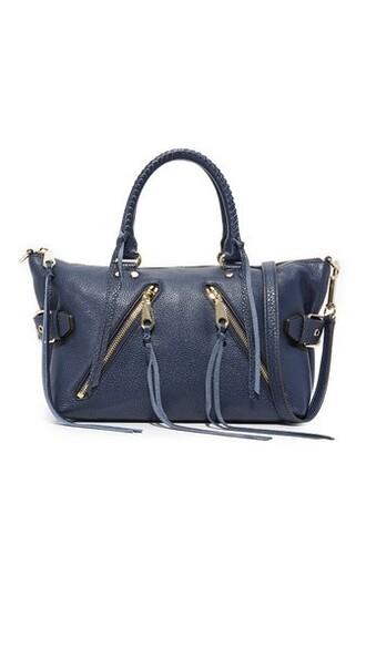 satchel moon bag