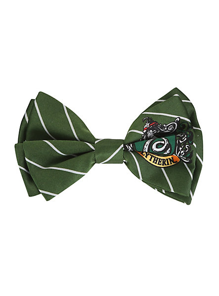 Harry Potter Slytherin Bow Tie | Hot Topic