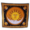 Traditional sun and moon indian tapestry - handicrunch.com