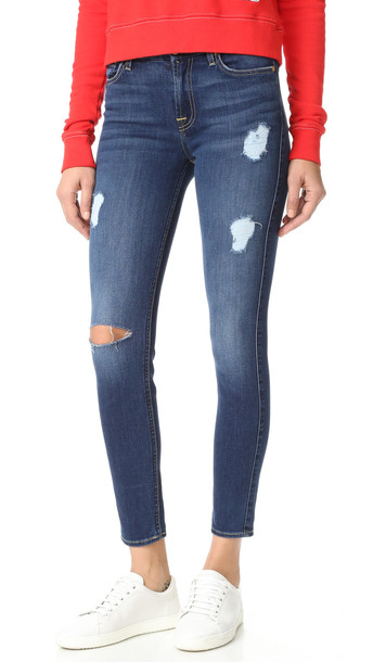 7 For All Mankind B(Air) Ankle Skinny Jeans - Bair Duch