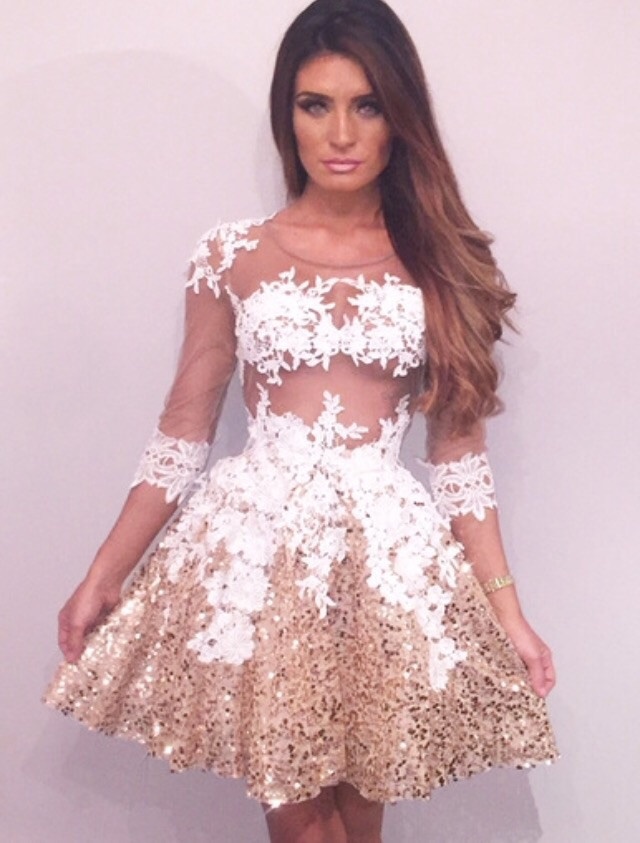 dress, beige, veil, lace, lace dress, beige dress, cream, cream ...