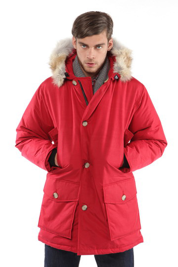 4395760c0142 WOOLRICH Men's Arctic Anorak DOWN coats Brand men Long Warm Down Jacket  GooseDown Winter Coat men ...