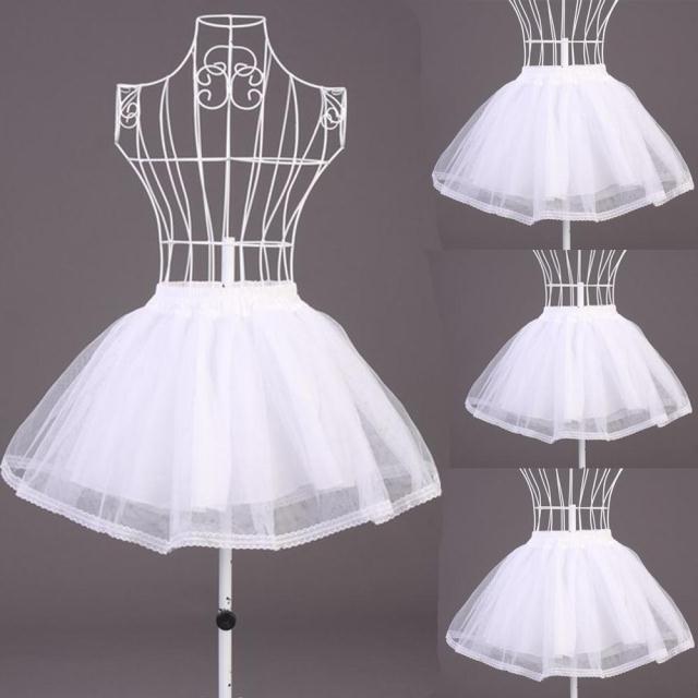 Discount New 2014 Simple Short None-hoop Petticoat Sheer Mesh Hoopless Underskirt Organza Gauze Voile Crinoline Online with $4.19/Piece | DHgate