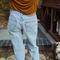 'basic' boyfriend jeans