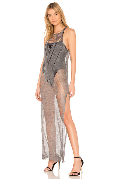 by the way. dress metallic dress metallic silver