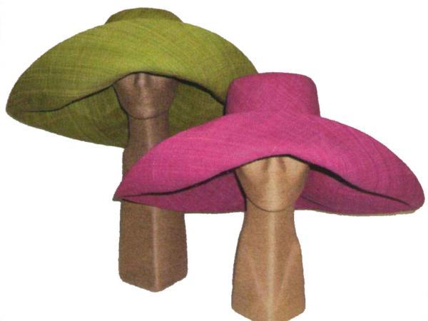 Sombrero Ibiza liso grande, Sombreros - Ropa de viaje, ropa de crucero, ropa de vacaciones -  Travel Wear Miro