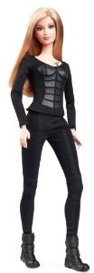 Amazon.com: Barbie Collector Divergent Tris Doll: Toys & Games
