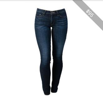 jeans blue skinny