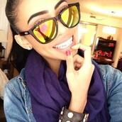 sunglasses,fanny neguesha,miu miu,wildfox