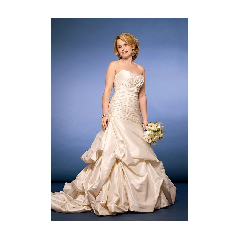 Real Brides' Weight Loss Stories - AFTER - Stunning Cheap Wedding Dresses Prom Dresses On sale Various Bridal Dresses