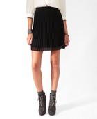 Knife Pleated Skirt   FOREVER21 - 2025102034