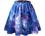 skirt,galaxy skirt