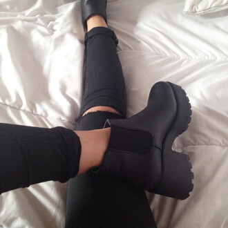 shoes black heeled boots boots black boots black heeled boots