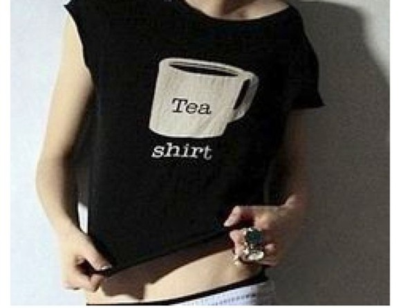 funny t-shirt tea shirt tea t-shirt tea time pun