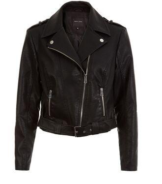 jacket leather jacket biker jacket black jacket rock perfecto