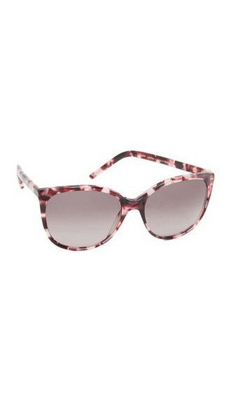 sunglasses pink grey