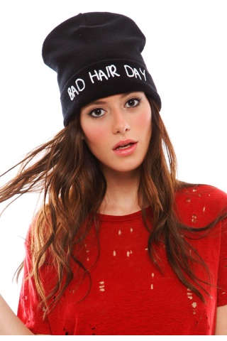 Local Heroes Bad Hair Day Beanie | SINGER22.com