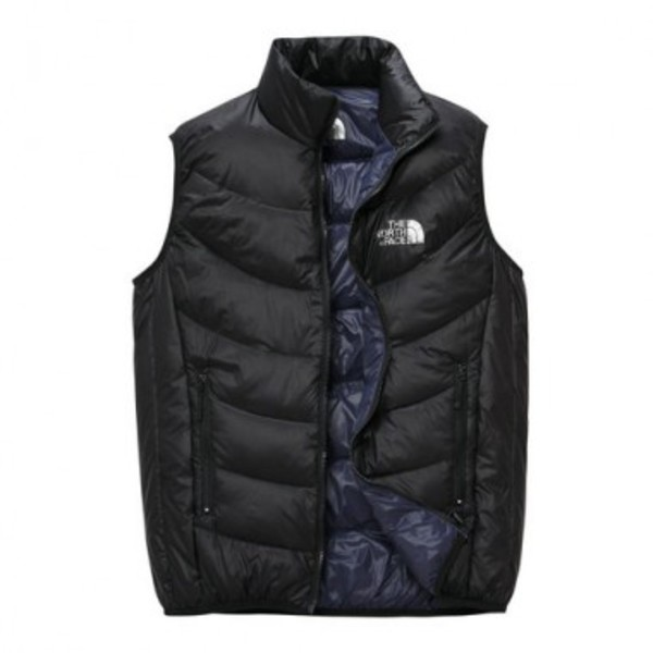 jacket north face vest