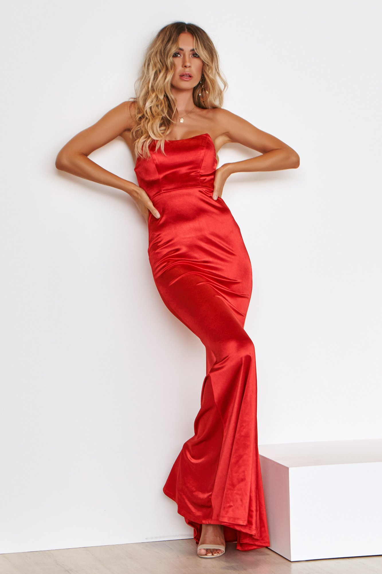 Truly Madly Deeply Maxi (Red)