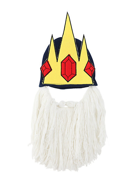 Adventure Time Ice King Bearded Beanie | Hot Topic