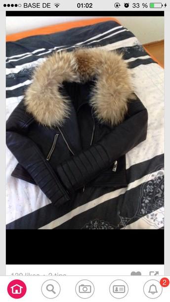 jacket black jacked