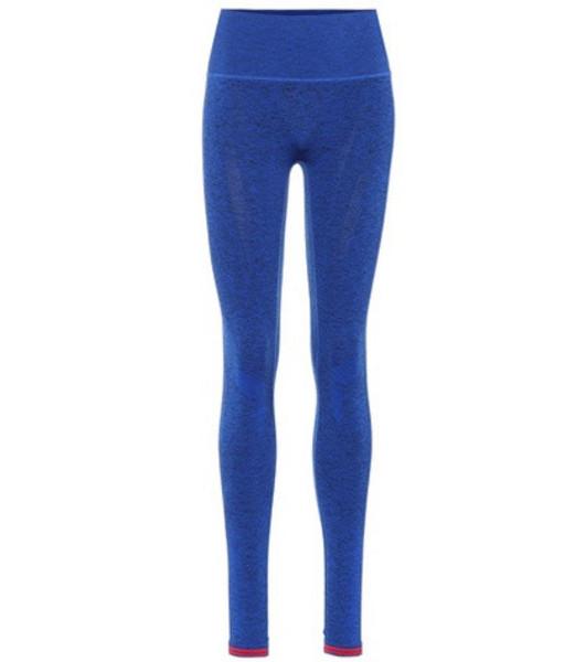 Lndr Ultra leggings in blue